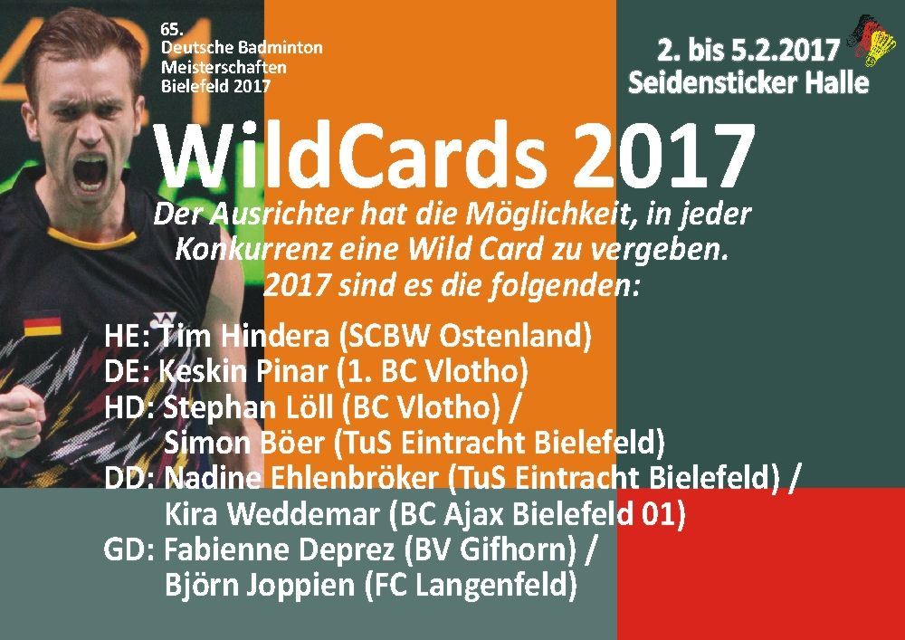 WildCards 2017