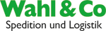 Wahl & Co - Spedition und Logistik